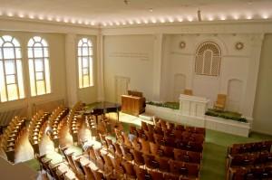 Church Auditorium